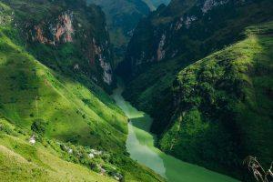 Sông Nho Quế Ở đâu?