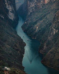Sông nho quế ở đâu